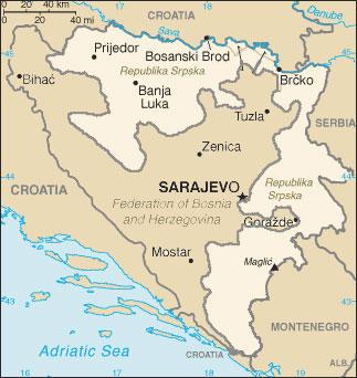 karta republike srpske i srbije REPUBLIKA SRPSKA | SEMINARSKI RAD IZ GEOGRAFIJE karta republike srpske i srbije